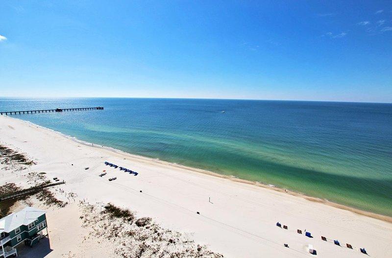 Gulf Shores Beach View East
