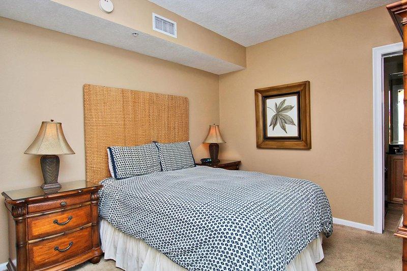 Habitación de huéspedes con 2 camas Queen