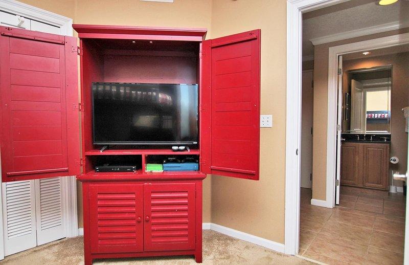 Dormitorio de invitados 3 TV y XBox