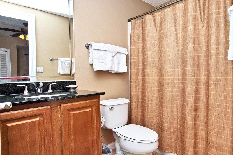 Dormitorio de invitados 1 baño privado