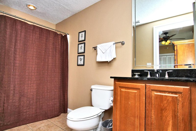 Dormitorio de invitados 2 baño privado