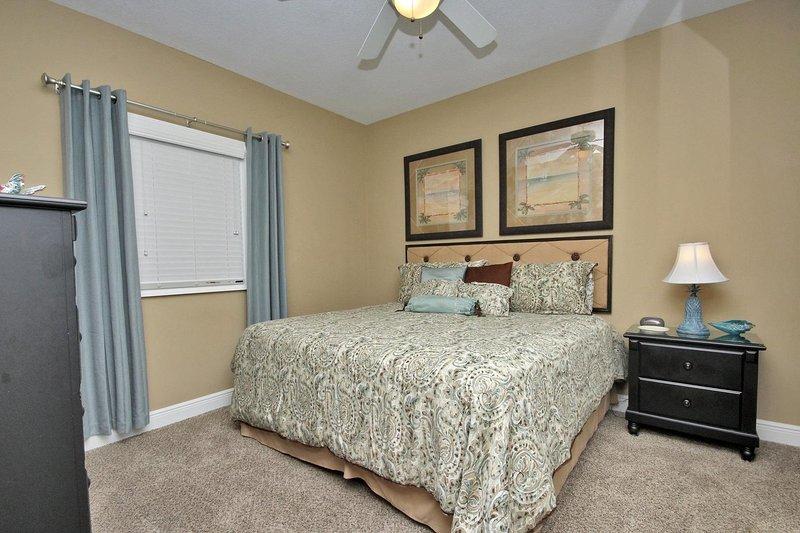 Guest Bedroom 1 - King Bed