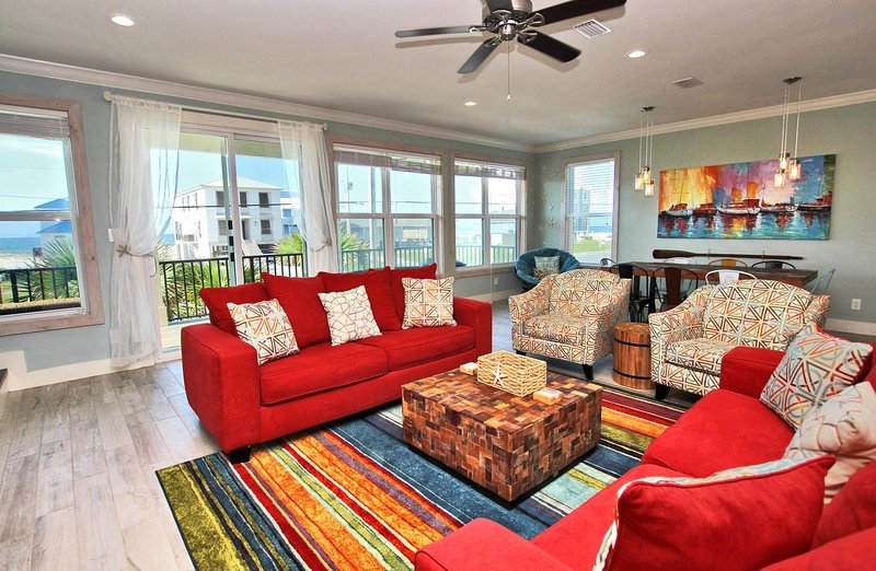 Gulf View Living Room