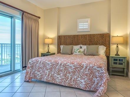 Camera degli ospiti con 1 letto king size