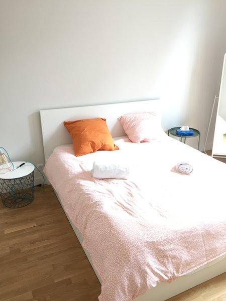 King Size Bed 160x200 Memory Mattress