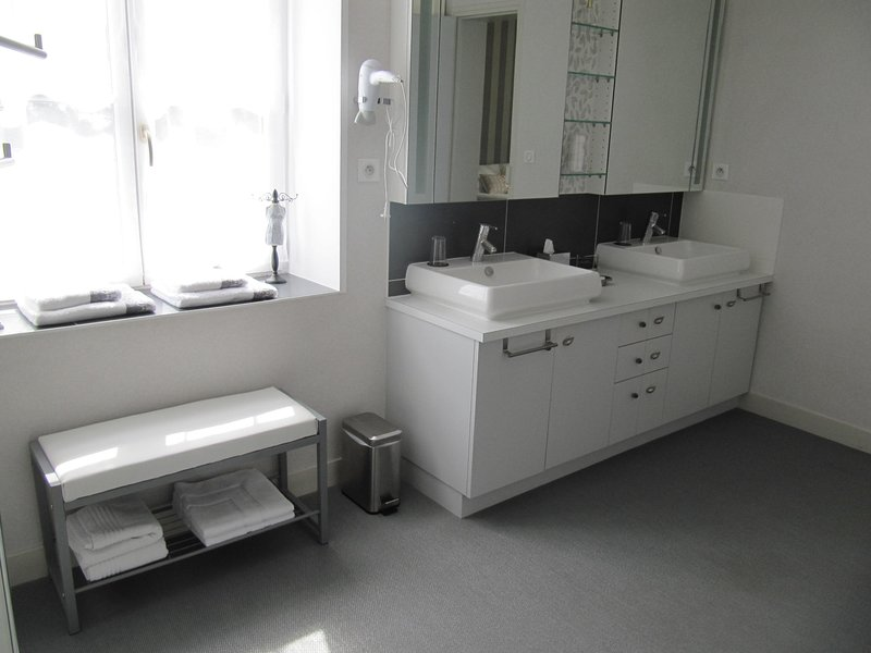 """Cuarto de baño """"Côté Loire"""""""