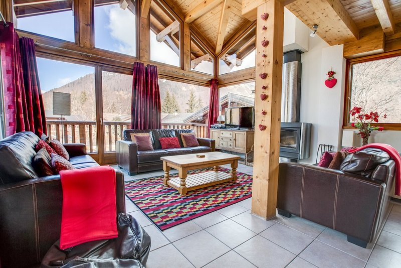 BEAUSEJOUR, holiday rental in Montriond