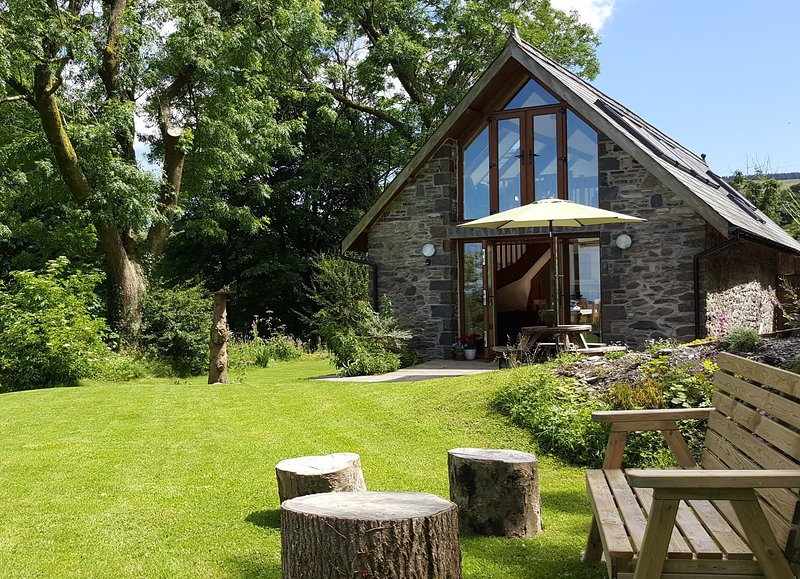 Traditional Welsh barn