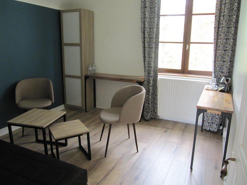 """Habitación privada """"Côté Jardin"""""""