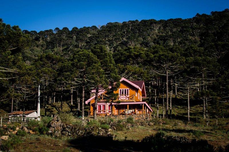 Casa Rosa - Vacas Gordas/Urubici, location de vacances à Urubici