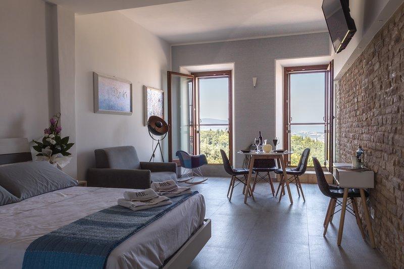 Note di Rame - Mini Suite 'Più Relax', vakantiewoning in Direttissima del Conero