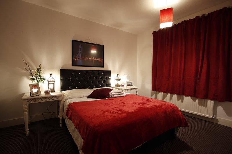 Economy Large Double Room, location de vacances à Ilford
