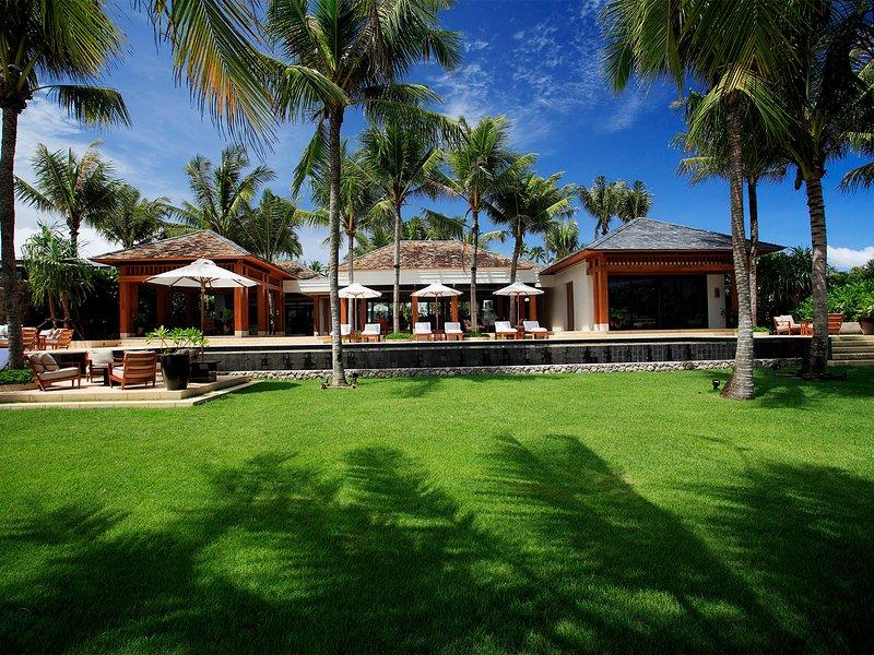 Villa Nandana - Erstaunliche Lage