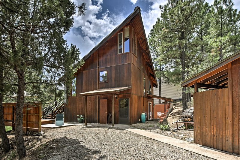 Ruidoso Cabin Near Race Track Casino Ski Apache Updated