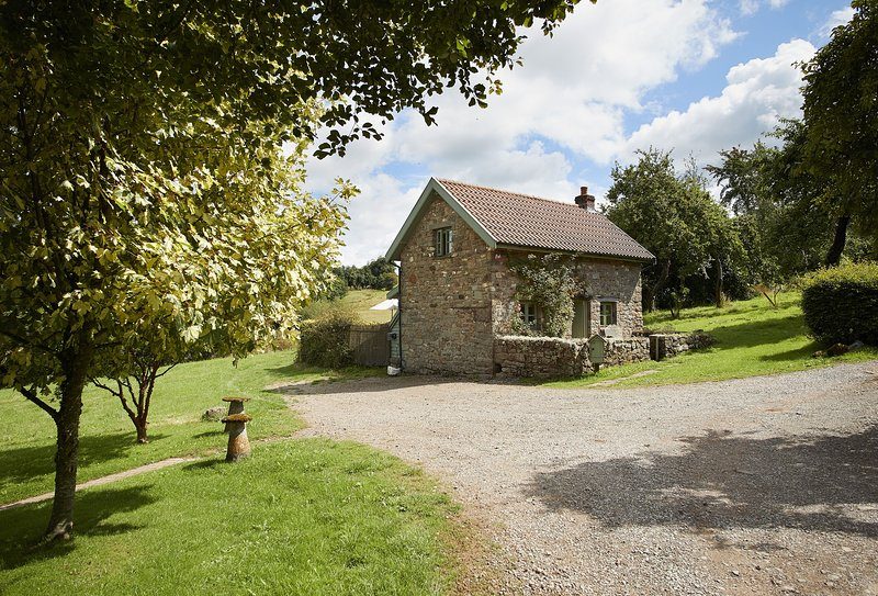 Orchard Cottage (Monmouthshire), holiday rental in Magor