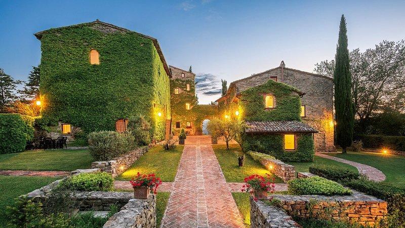 Luxury villa La Sommità - Limonaia, casa vacanza a Spedalicchio