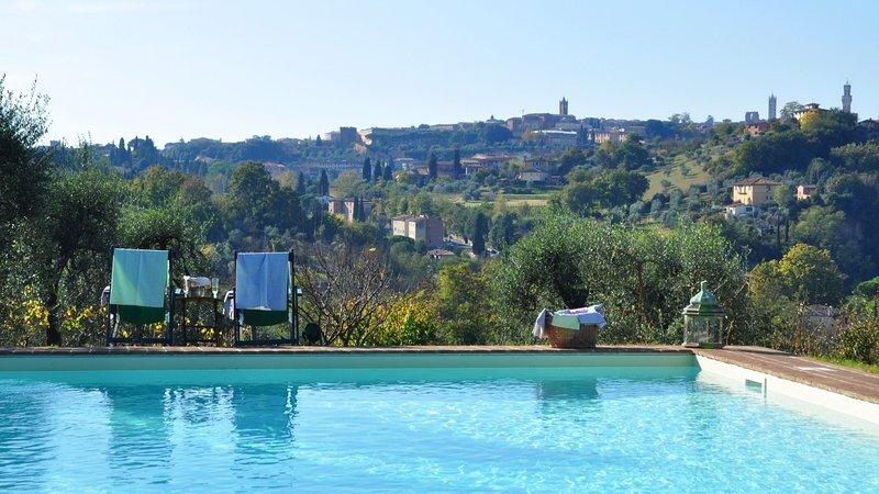 Luxury villa Reginetta, location de vacances à Moltacino