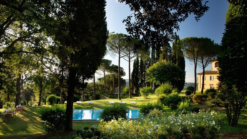 Luxury villa Canova, vacation rental in Florence