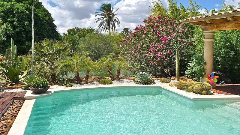 Luxury villa Asia, vacation rental in Campobello di Mazara