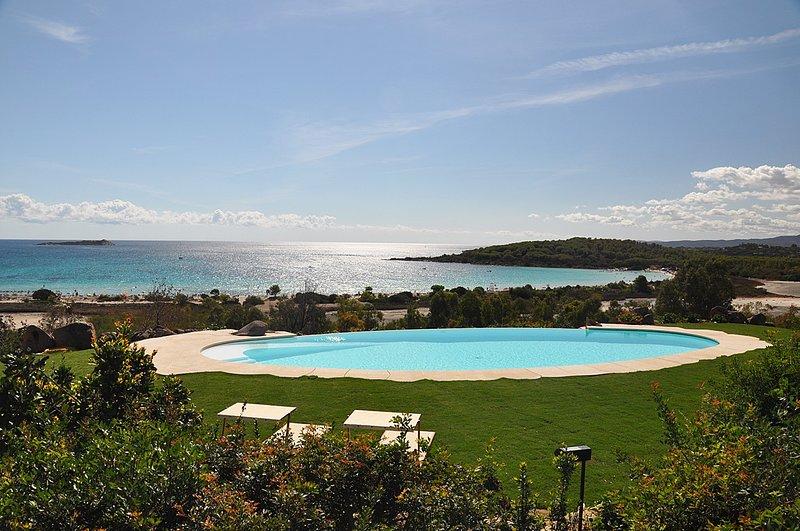 Luxury villa Molara, casa vacanza a Capo Coda Cavallo