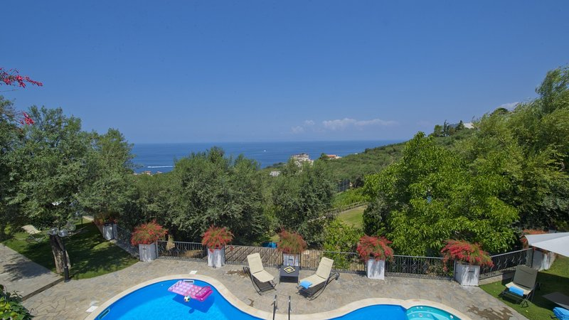 Luxury villa Sereni, holiday rental in Amalfi