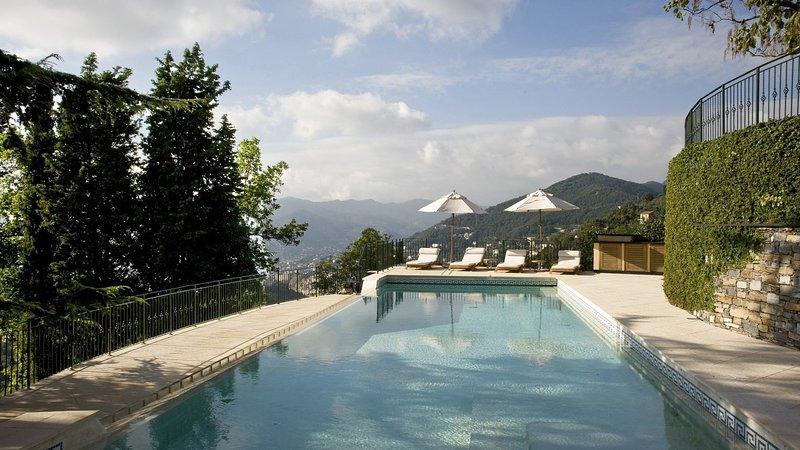 Luxury villa Tigullio, holiday rental in Portofino
