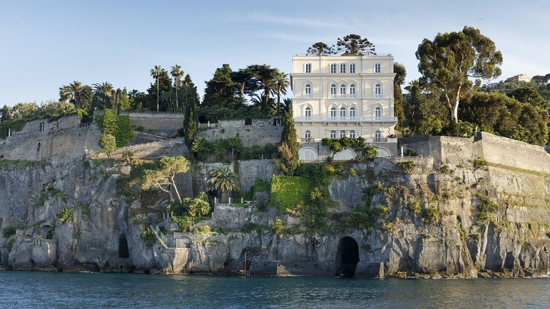 Luxury villa Astor, casa vacanza a Sorrento