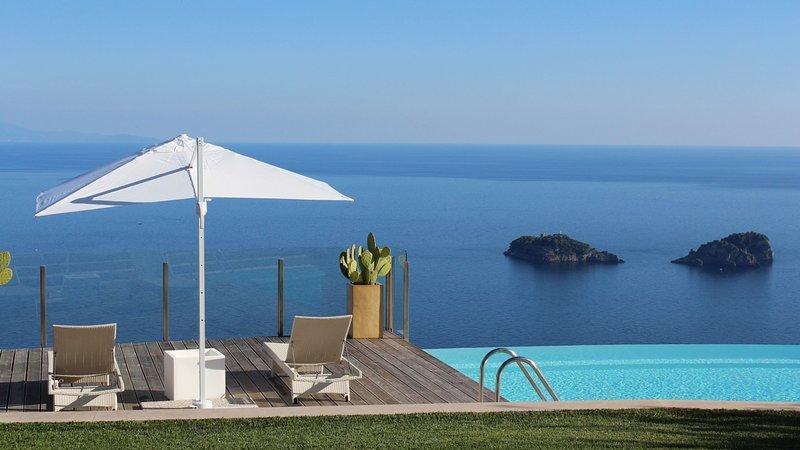 Luxury villa Mimosa, location de vacances à Sant'Agnello