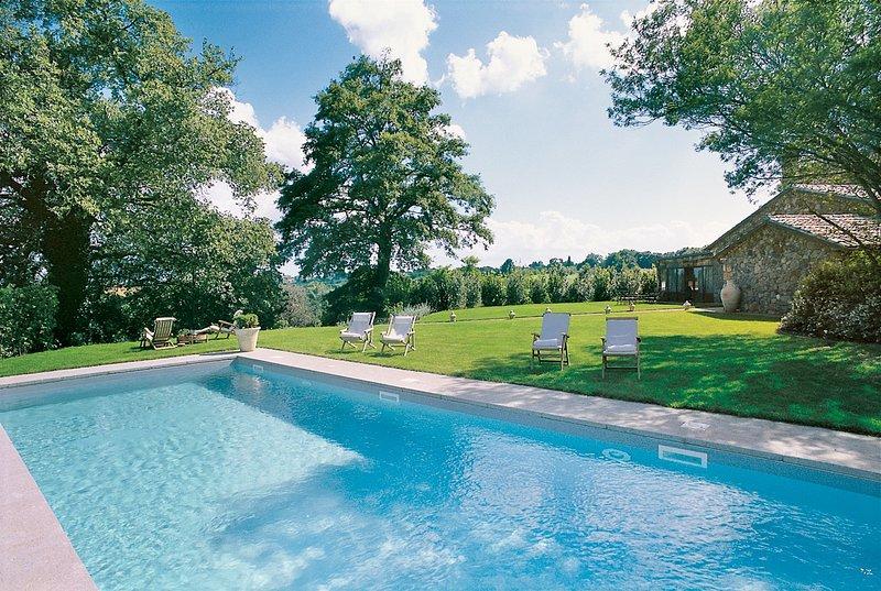 Luxury villa Vigna, vacation rental in Ciconia