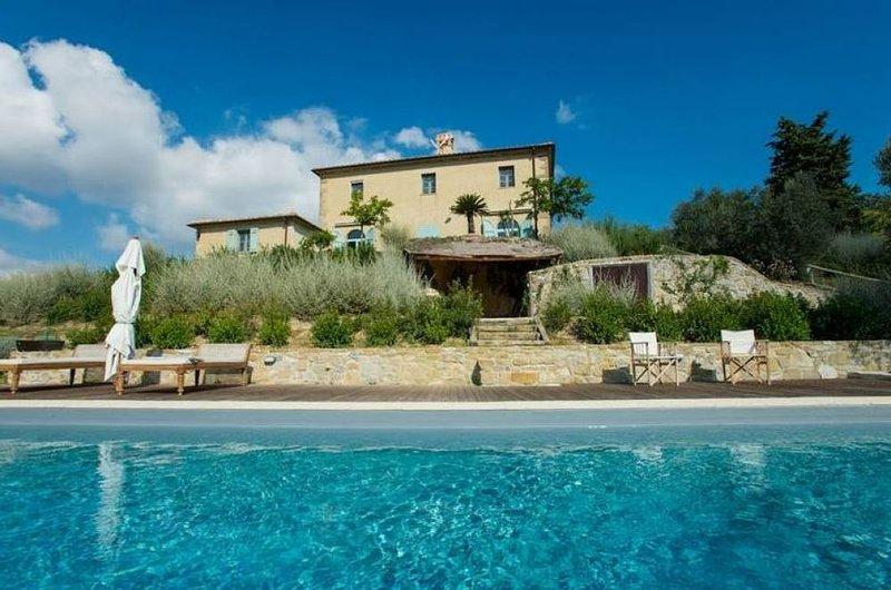 Villa Arta, vacation rental in Casciano
