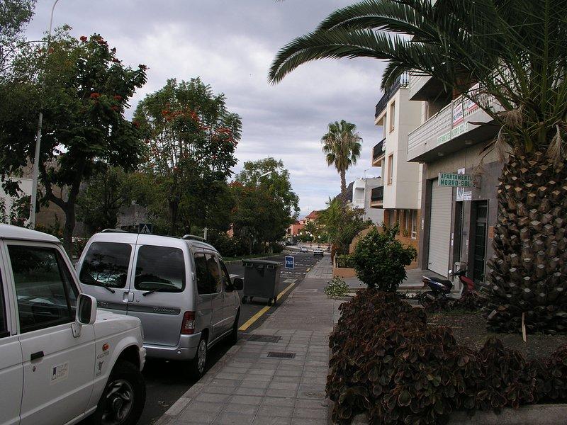 Apartamento centrico en Tazacorte, aluguéis de temporada em Tazacorte