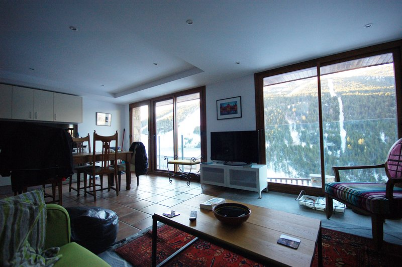 Mountain View Apartment, holiday rental in Soldeu