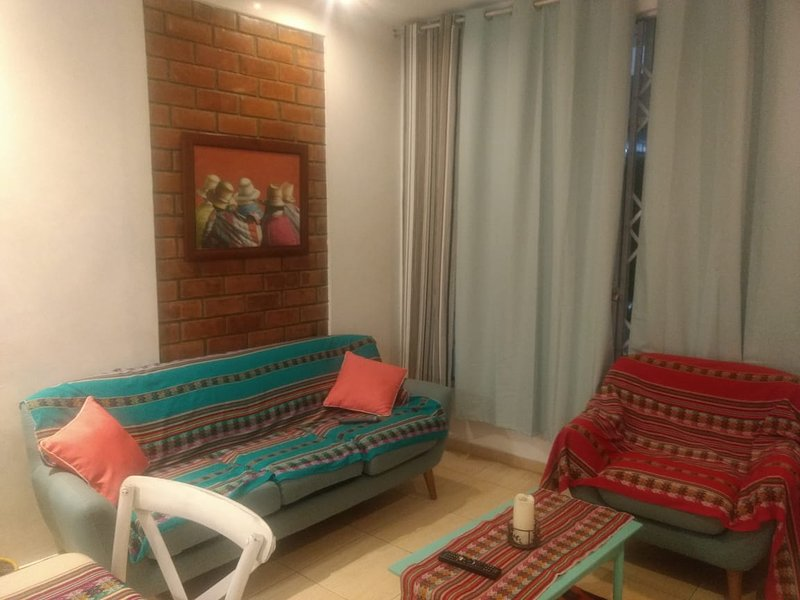 APARTMENT ACOGEDOR, vacation rental in Moche