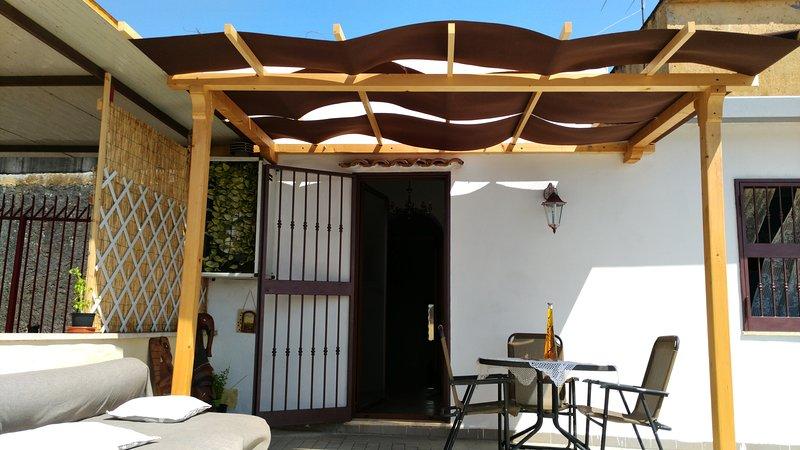 Sylva Mala - apartment & art, vacation rental in Trecase