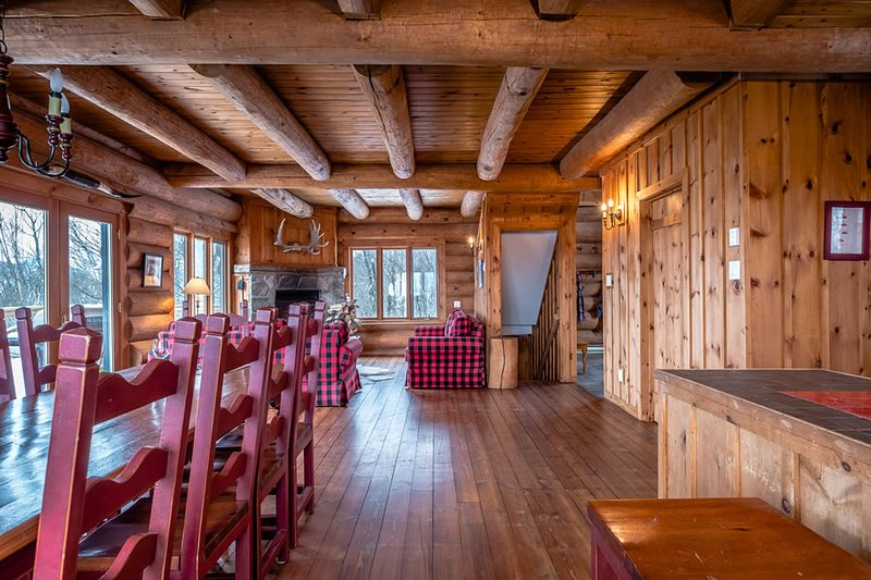 Chalets Scandinave - (272980), vakantiewoning in Lac-Superieur