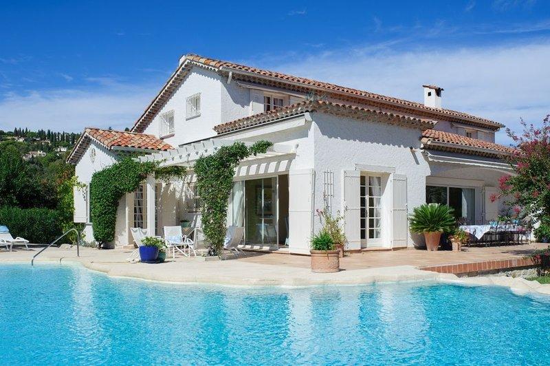 Villa Argeles, location de vacances à Mougins