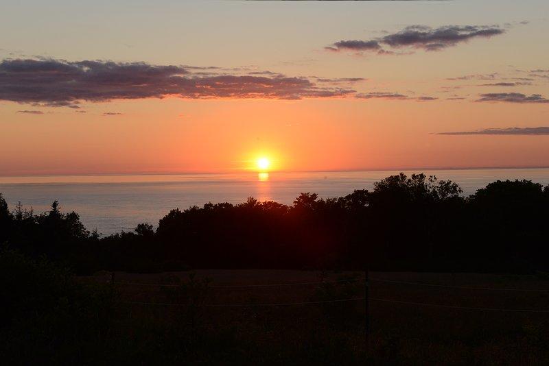 Las mejores puestas de sol en Nueva Escocia