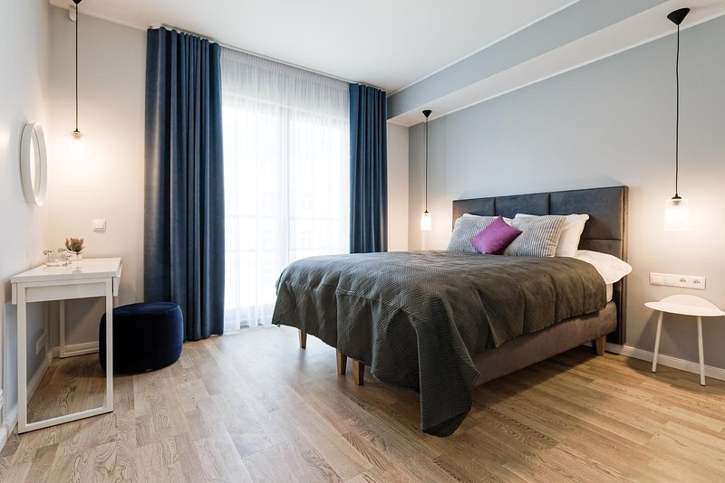 Chic 1-Bed Apartment in the Centre of Tallinn, holiday rental in Anija
