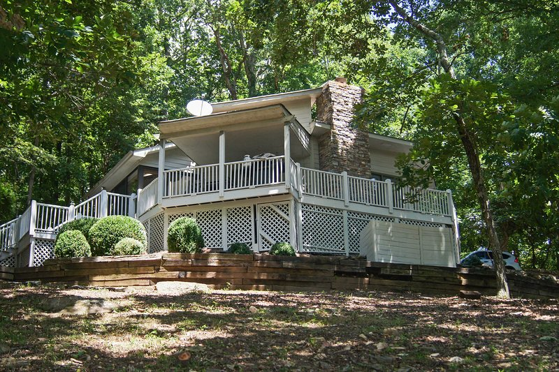 You'll have a memorable family getaway at this beautiful home.