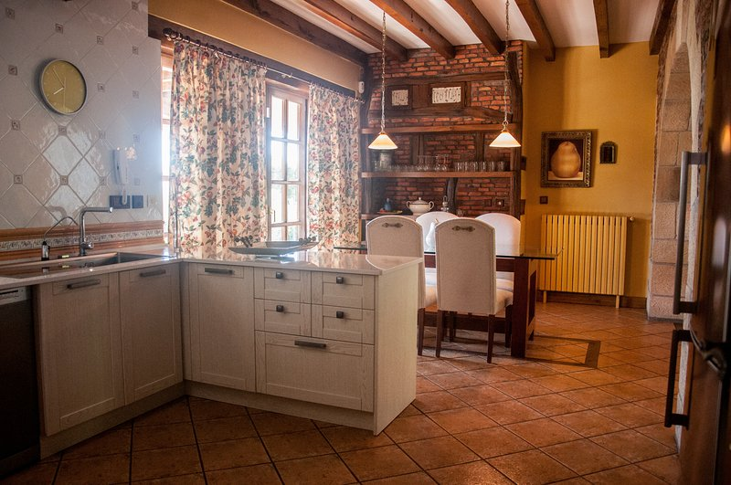Kitchen- dining room