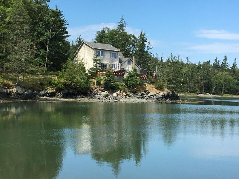 BECKS CAMP - Deer Isle, alquiler vacacional en Deer Isle