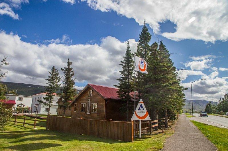 Akureyri Cottage, location de vacances à Akureyri