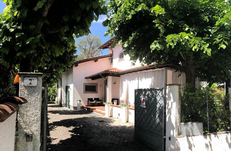 La casa bianca, location de vacances à Forte Dei Marmi
