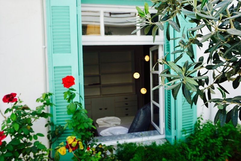 Urban Garden Apartments, location de vacances à Agios Nikolaos