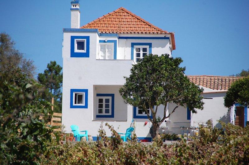 Guesthouse Lagoa de Santo André, casa vacanza a Vila Nova de Santo Andre