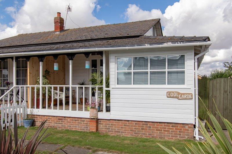 Coolgardie Cottage Sutton, location de vacances à Sutton-on-Sea