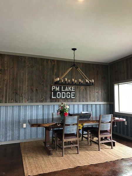 P. M. Lake Lodge, location de vacances à Ludington