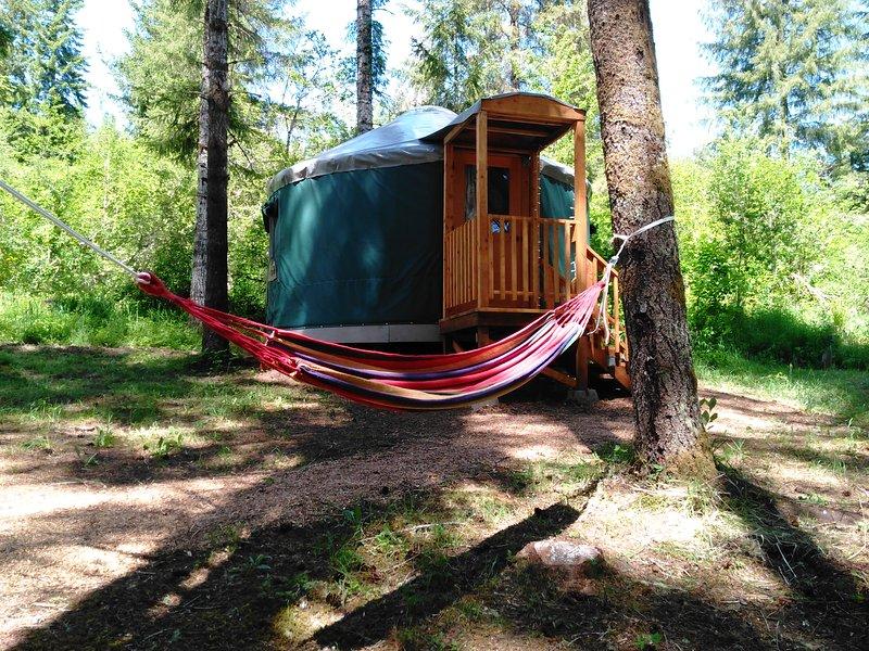 Osprey Yurt