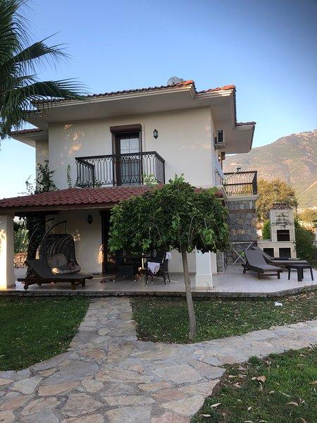 Orka Village Villa No.7 Central Hisaronu Turkey, location de vacances à Ölüdeniz