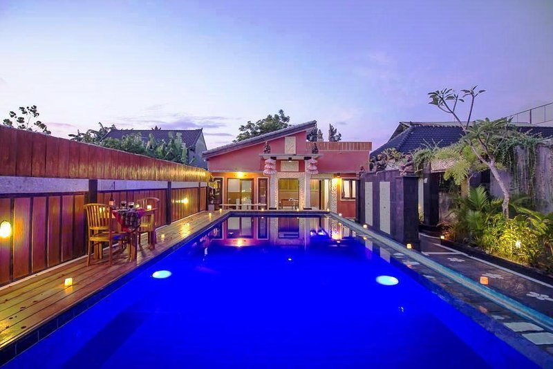 Cosmopolitan Seminyak 4bedroom 8guest Kitchen Set Updated 2019